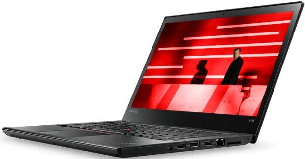 弃暗投明转战红军阵营 联想发布ThinkPad A275/A475商务本