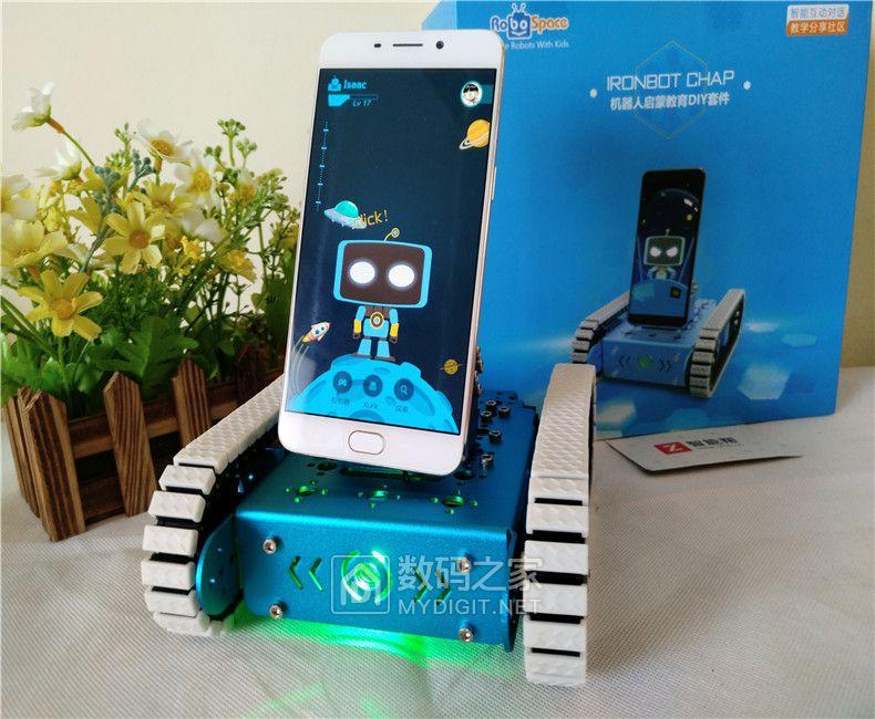 不会写代码,照样玩转KittenBot机器人