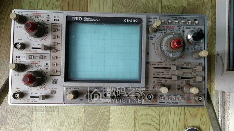 D525,D2550小主机示波器 杂货