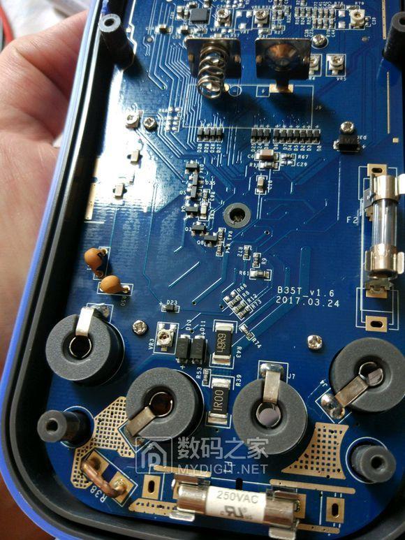 拆拆乐,OWON B33+蓝牙表,顺便测一下