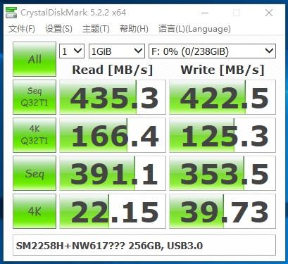 神盘,黑片,扩容盘?SM2258H+NW617单片居然这么强!?