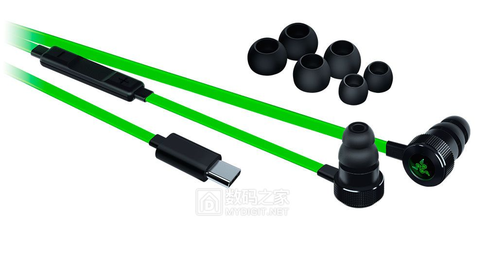 与时俱进造福全球 雷蛇发布战锤狂鲨USB-C手机耳塞