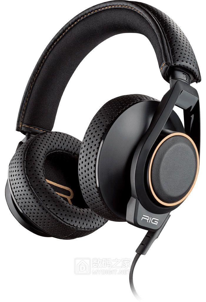 杜比全景声+24h不间断续航 缤特力RIG 800LX无线游戏耳机