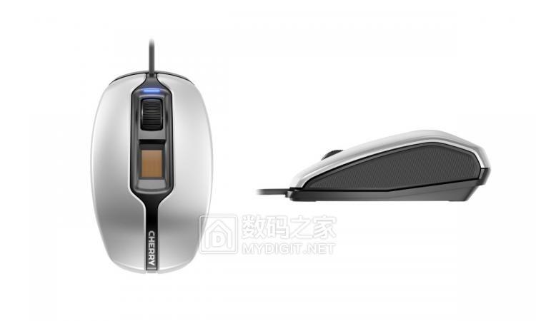 Windows Hello指纹秒速解锁 樱桃发布新办公神器MC 4900鼠标