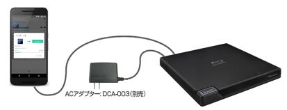 CD收藏控福音 先锋 Hi-Res 超保真手机光驱 BDR-XD07J-UHD