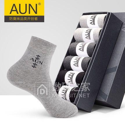 aun袜子