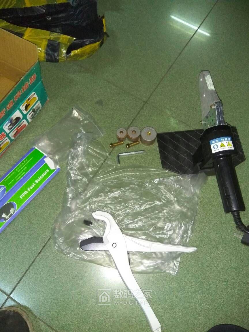 PPR塑料管道热容器
