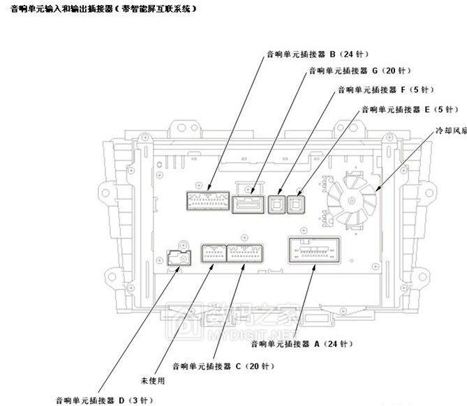 17款杰德1.8舒适版改装老款7寸原厂DA屏