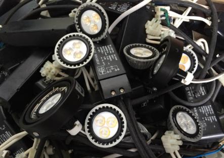飞利浦 LED电源 一堆