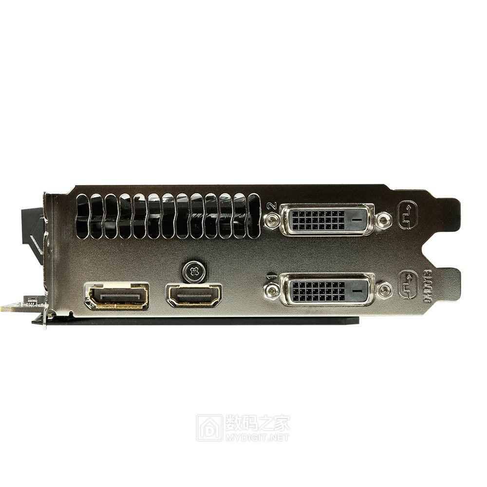 主打网咖用户 技嘉推超公版GTX 1060 WINDFORCE OC 5G