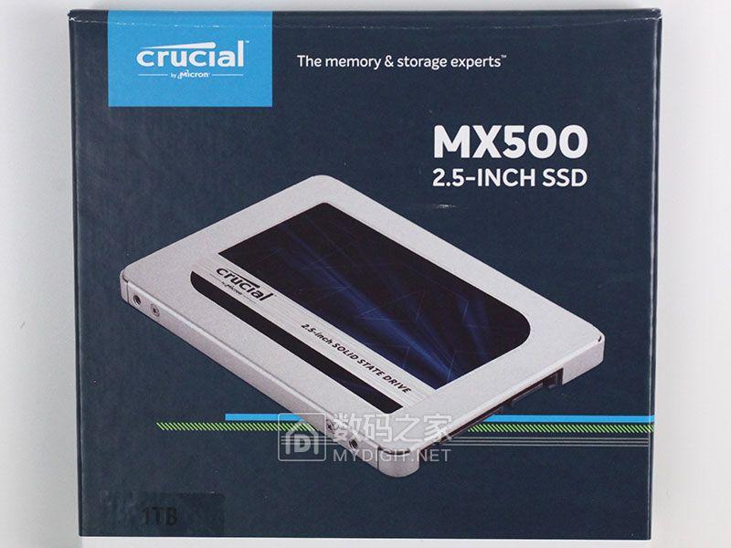 """开启TB级""""大盘""""普及之门 英睿达发布MX500消费级固态盘"""