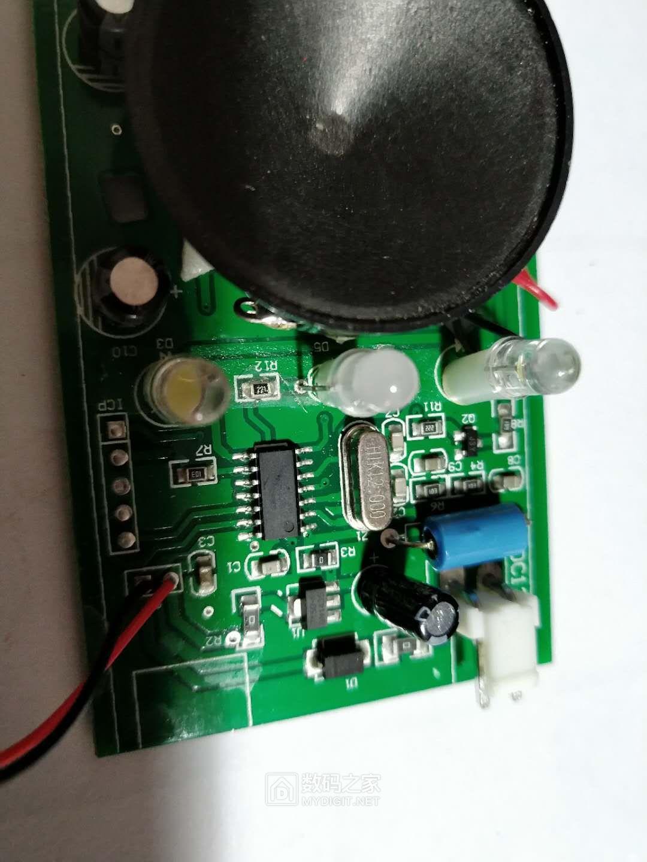拆解某宝上的电子驱鼠器