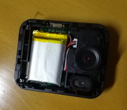 360行车记录仪更换电池
