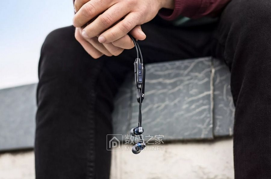 森海塞尔无损蓝牙耳机CX 6.00BT上市:10分钟快充+零延迟传声