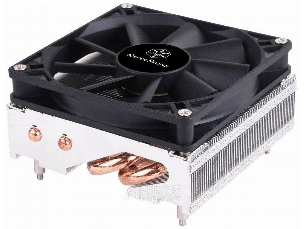 """想""""小钢炮""""玩家所想 银欣发布Argon AR11超薄下压式CPU散热"""