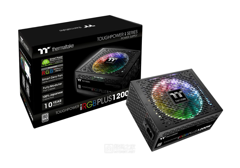 用料升级也更智能 耀越推新版 iRGB PLUS Platinum 数字电源