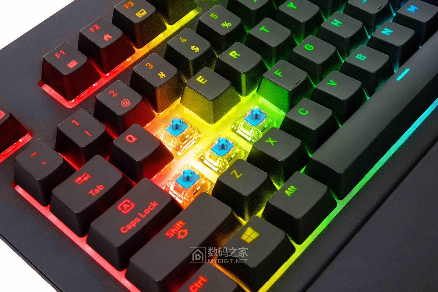 """加倍""""谋害""""你我双眼 耀越新发布Iris Optical RGB/X1 RGB电竞键鼠"""