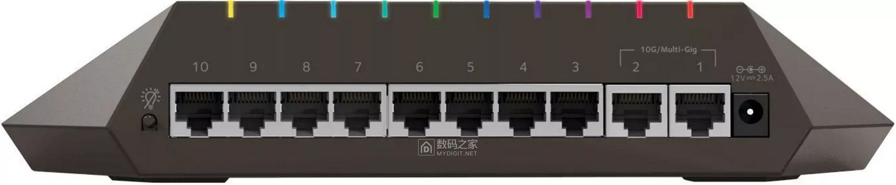 """主动防御倍加安心 网件XR500/GS810EMX""""防黑""""电竞路由/交换机"""