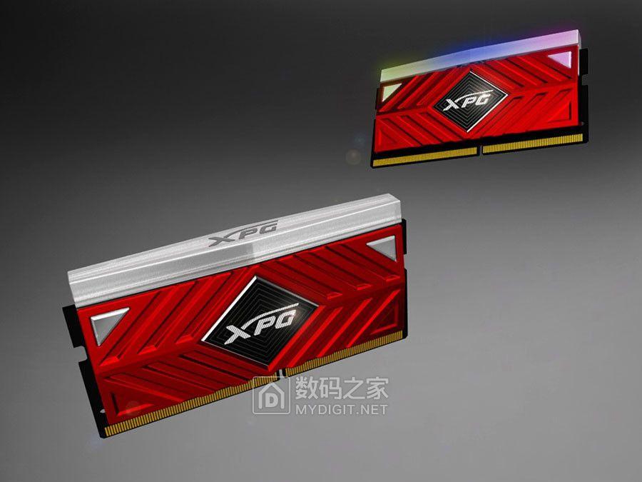 """不辱""""业界领头羊""""之名 威刚发布全球唯一RGB笔电内存SPECTRIX DS40"""