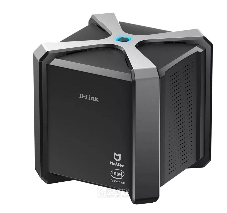 """内嵌""""麦咖啡""""防黑引擎+11 Gb/s无线速率 友讯发布超神路由DIR-2680"""