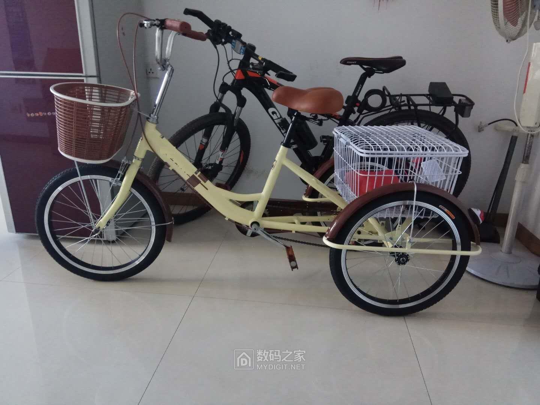 一辆三轮自行车的选车、组车和改车