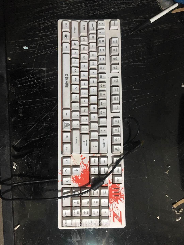 磁动力二手机械键盘 樱