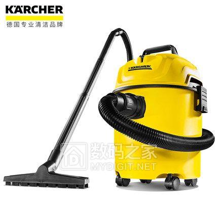 清洁故宫的品牌!德国 凯驰 Karcher 吸尘器 干湿吹3用 特价329元包邮