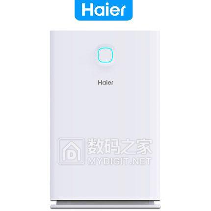 海尔家用除甲醛负离子空气净化器 更强的性能,精致净化,5重强效过滤,券后799元包邮