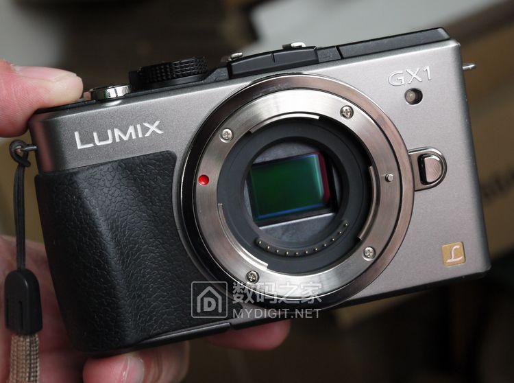 松下 DMC-GX1 微单相机