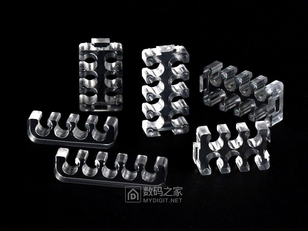 精致生活从小细节做起 银欣推出PP09电源模组线整理扣