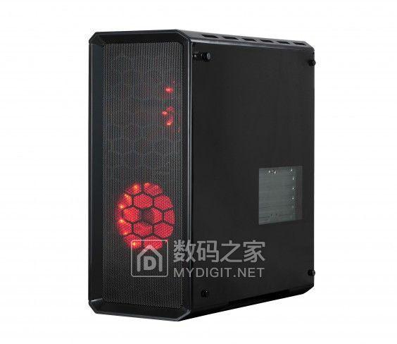 外表丑萌内心冷酷 荷兰X2发布PENTA高透气中塔游戏机箱
