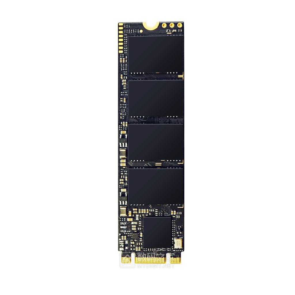 """迟来的""""爱"""" 广颖电通首款民用PCIe固态盘P32A80下落凡间"""