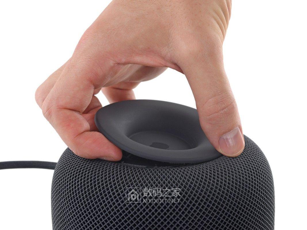 iFixit首发苹果HomePod智能音箱拆机:全程暴力豪无人性!