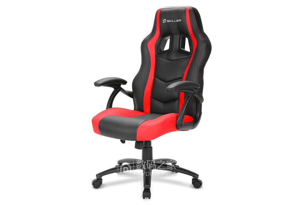 惬意舒适还很安全 旋刚发布SKILLER SGS2电竞专用座椅