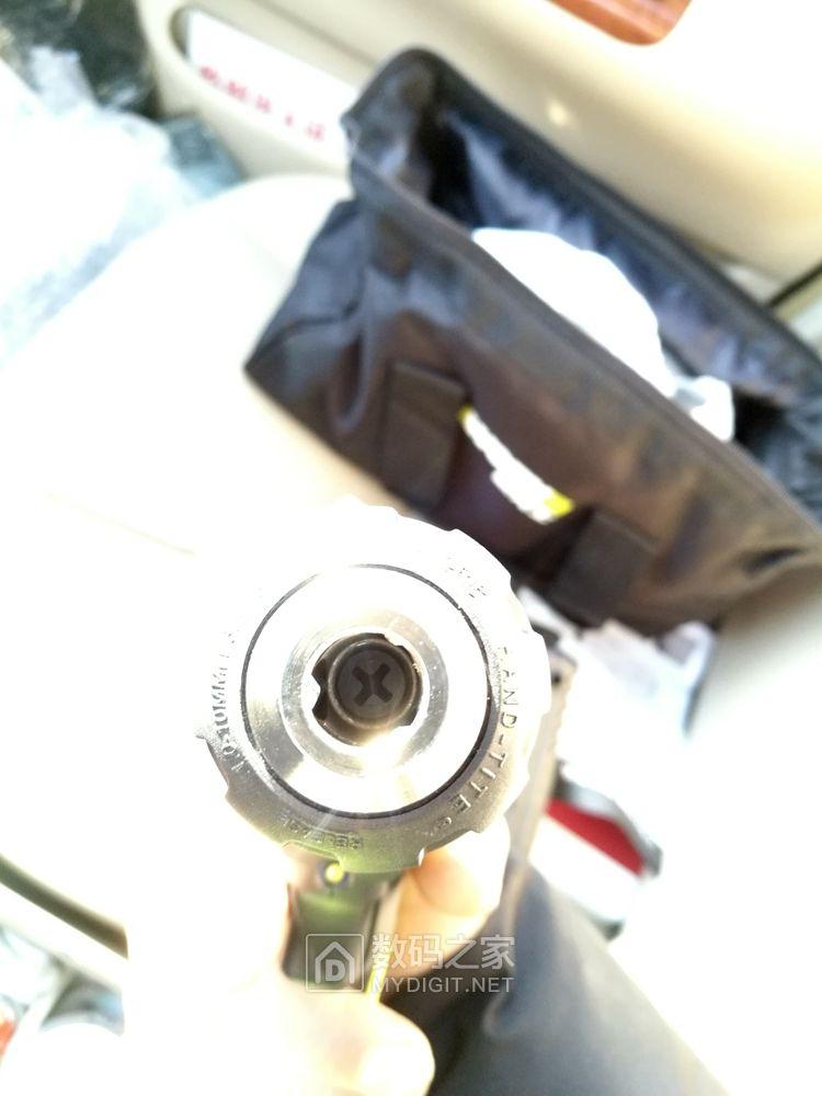 威克士WU172.1手电钻开箱拆解(首拆)