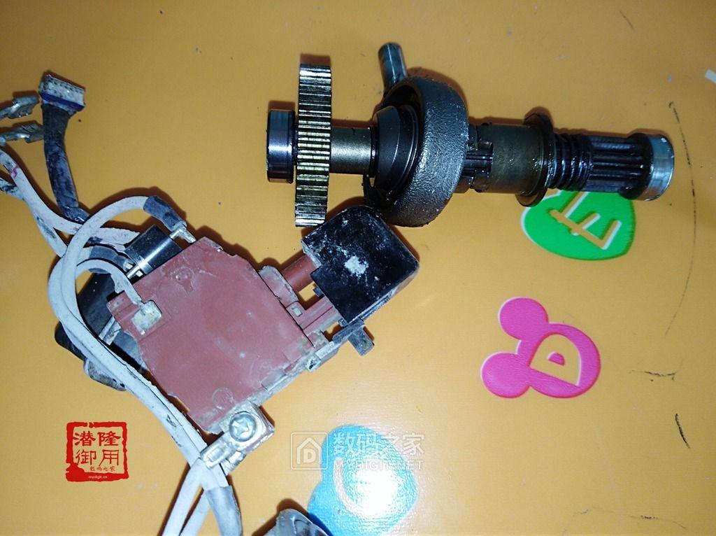 维修成功带扭力调节的电锤,你的期待,我的哒哒!