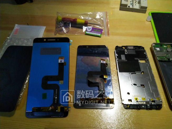 求救帖!乐视Pro3手机拆机 X720黑屏无显示,救砖不成功