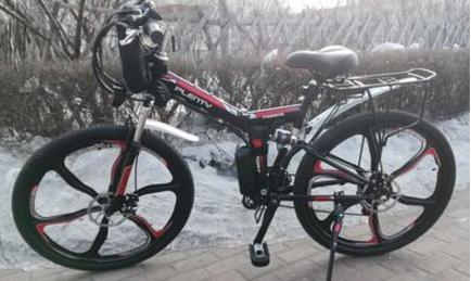 plenty山地电动自行车