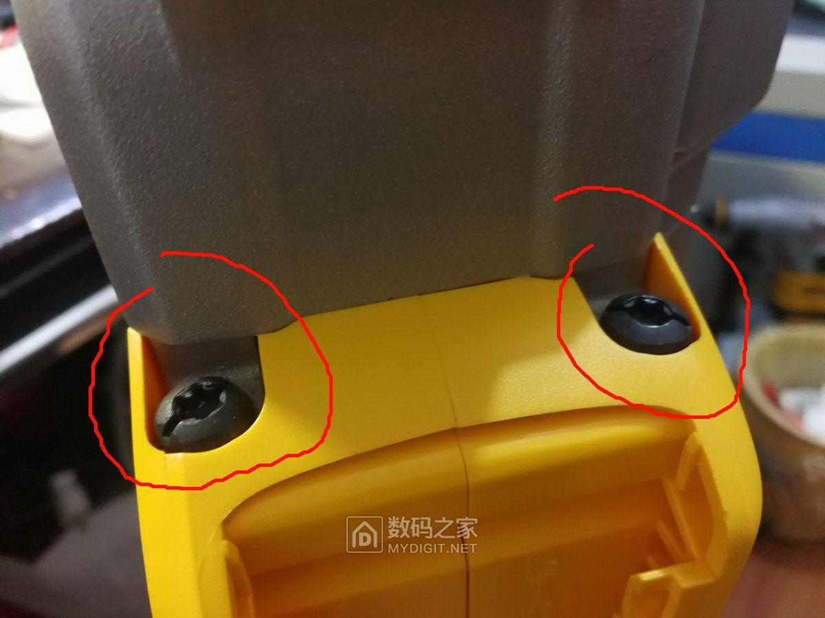 得伟无刷手持带锯DCS374,切割测试vs马刀锯,比砂轮切割机爽多了,小拆怡情、论坛首拆