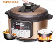 苏泊尔电压力锅电饭煲5