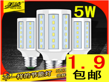 美凌5WLED玉米灯2只2.9