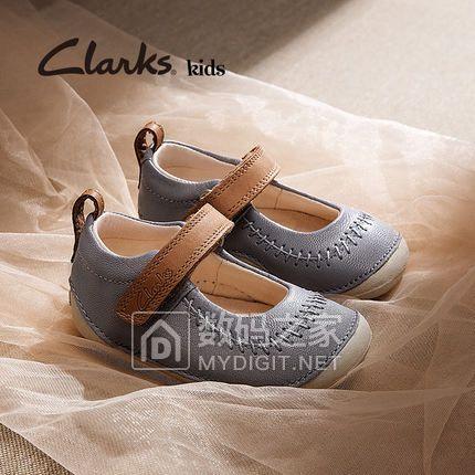 Clarks其乐童鞋
