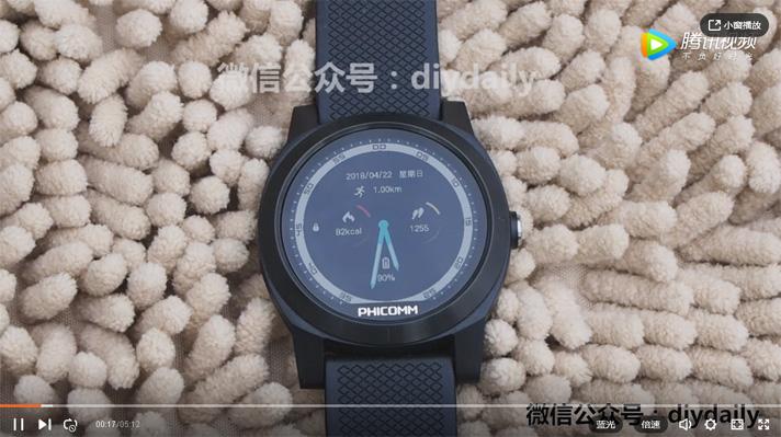 W2手表视频评测!超多路由、智能产品高清拆机图!橙汁001号带你飞[91diy]