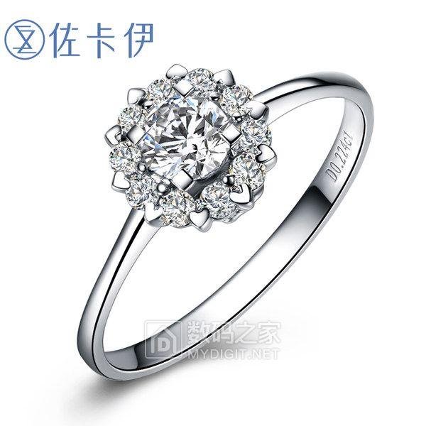 佐卡伊钻石戒指怎么样?佐卡伊珠宝简介