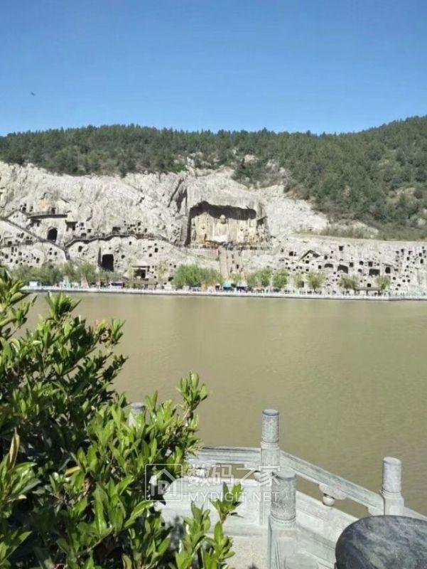 龙门石窟景区
