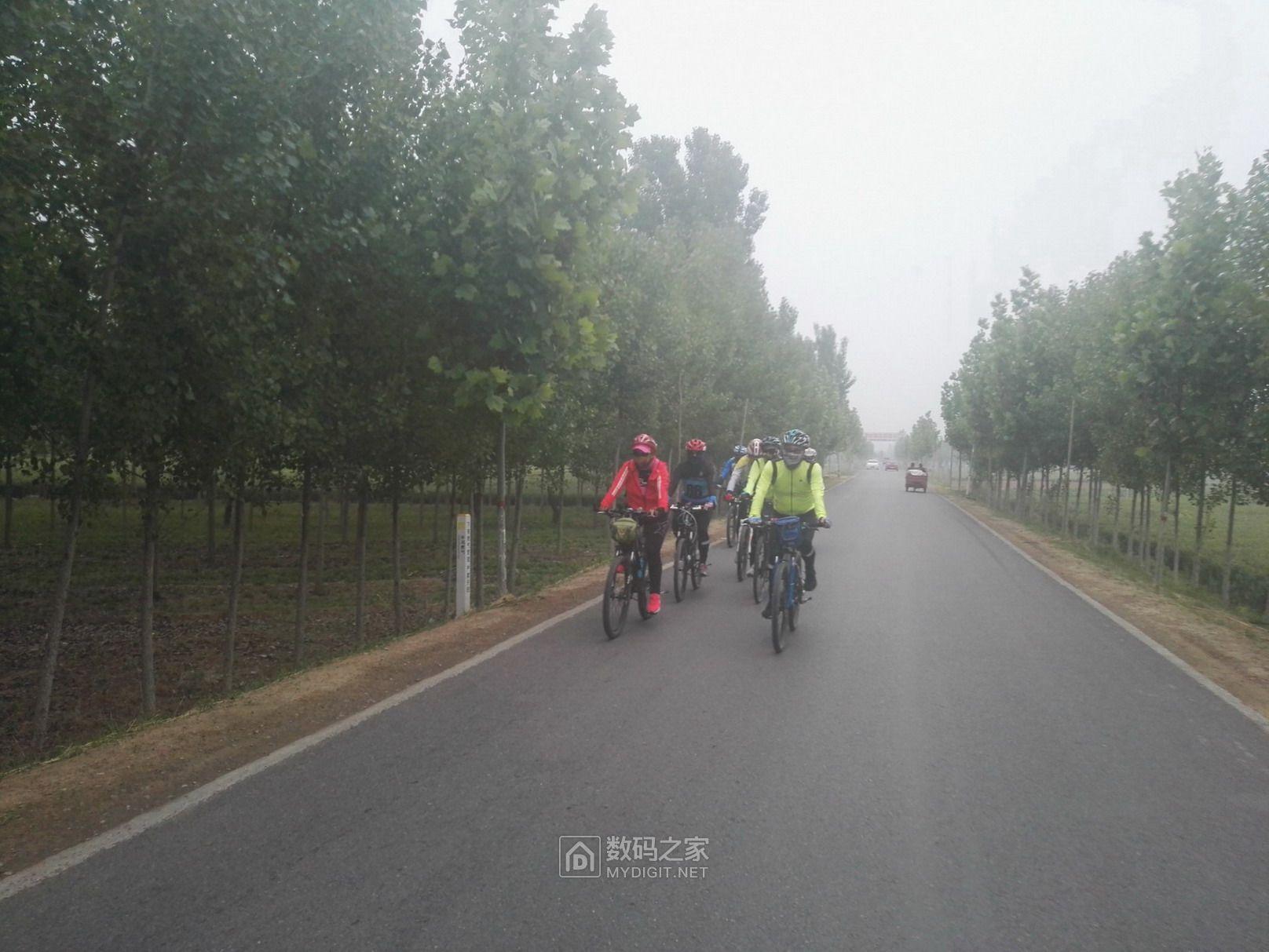18.5.12骑行滑县152.8公里