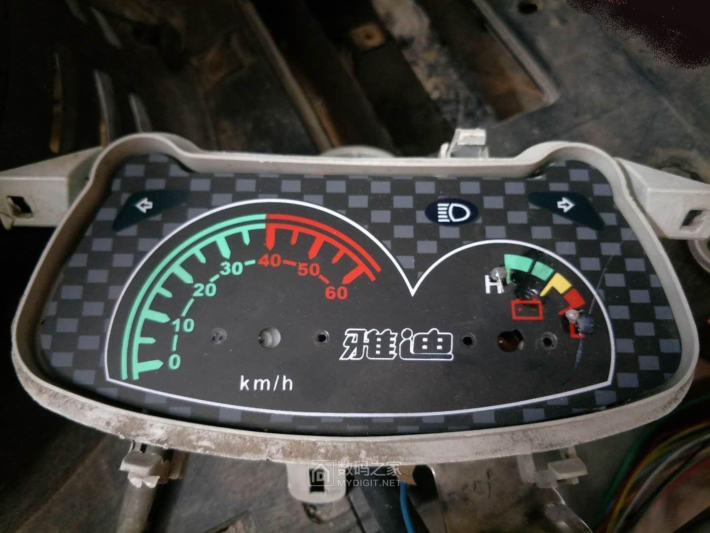 轴承进水惹的祸——骑行中的电动车怎么会把线绕起来?(续)