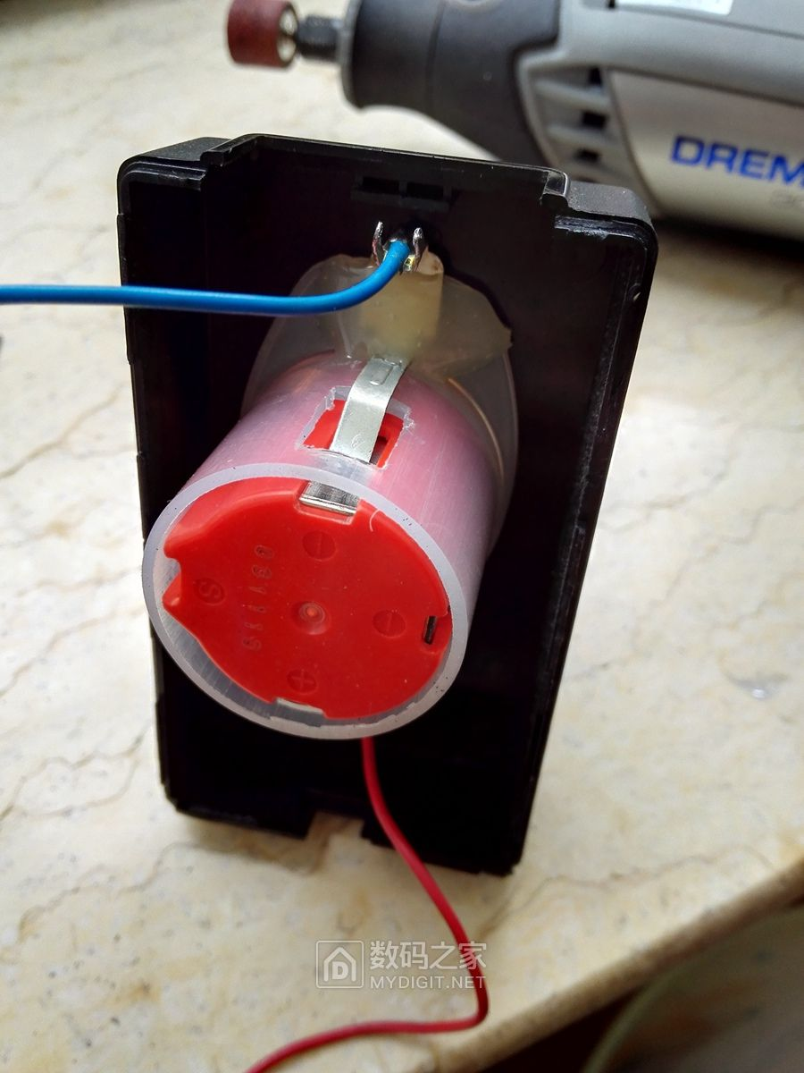 自制松下EZ6220充电器+减小EZ6220半档扭力
