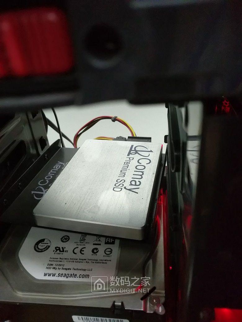科美SSD