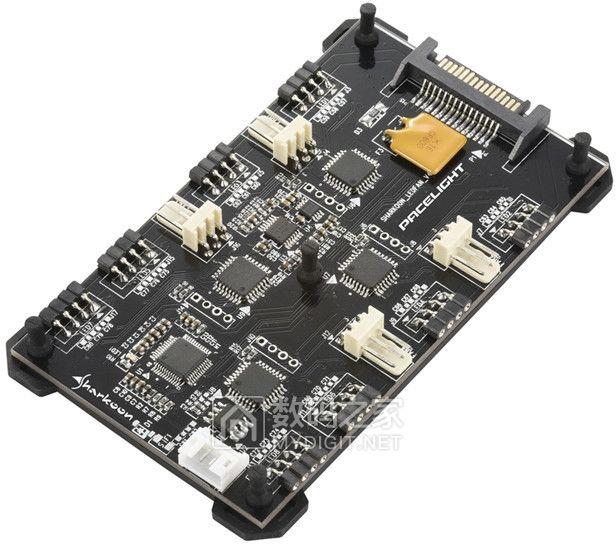 全面掌控,高效直观 旋刚发布Pacelight RGB智能机箱美化套件